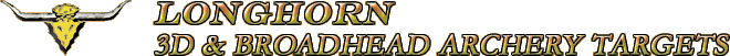 LongHorn 3D & Broadhead Archery Targets